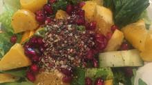 OrangePomegranate Salad