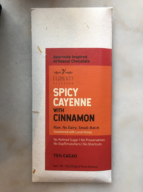 Spicy Cayenne w/ Cinnamon