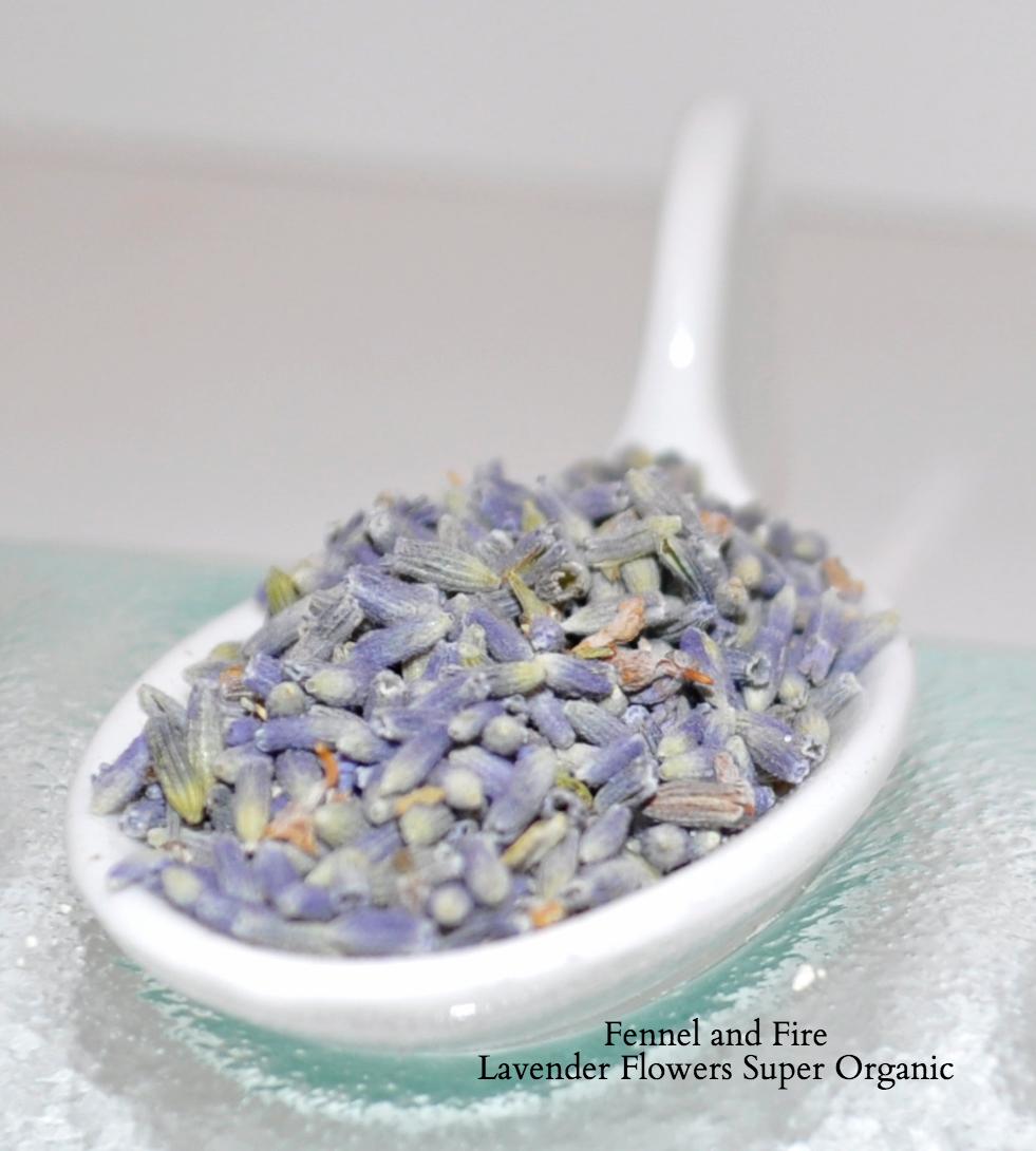 Fennel & Fire Lavender Super Organic