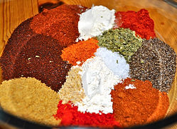 Signature Spice Blends