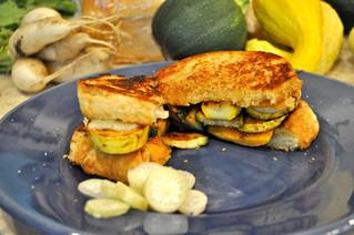 How to Make a Hillcrest Veggie Sandwich