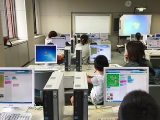 親子プログラミングイベント開催