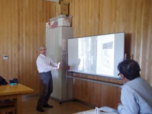 「プロに教わる初心者のための写真教室」が開催されました