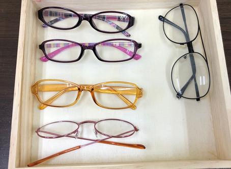 リーディング眼鏡を新調