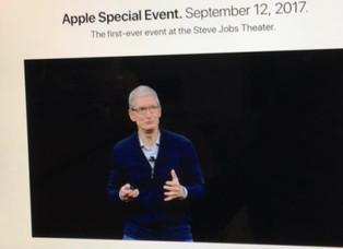 アップルが新製品を発表!