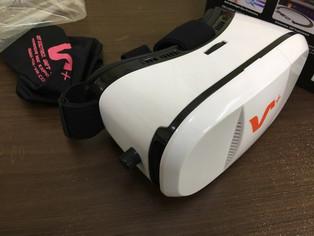 VRってのが来てます