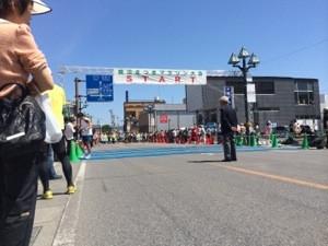 さつきマラソンに参加しました!