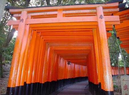 京都伏見稲荷をタイムラプスで撮影!