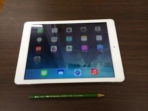 iPad Airを購入しました