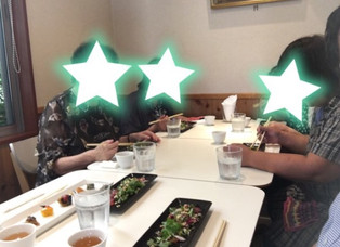 お食事会を開催しました
