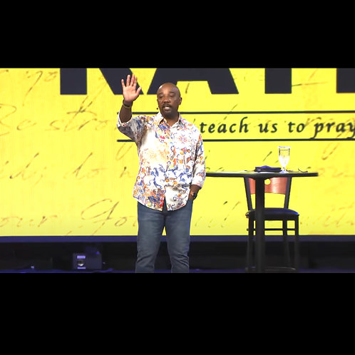Learning to Prevail in Prayer - Part 4