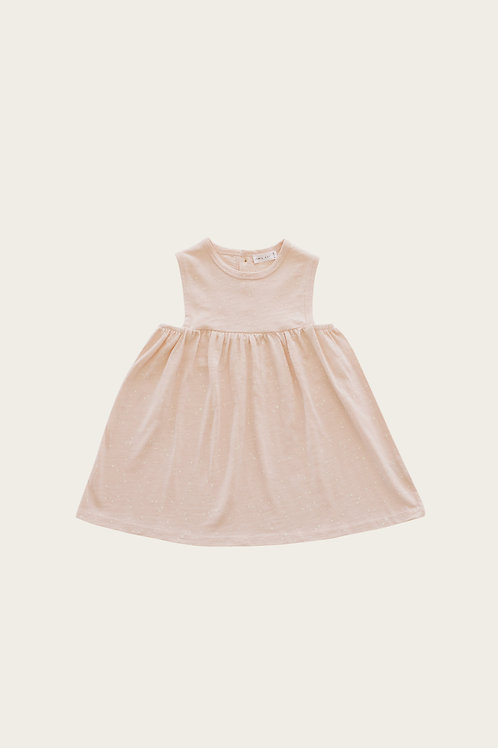 Lucie Dress Tiny Stars