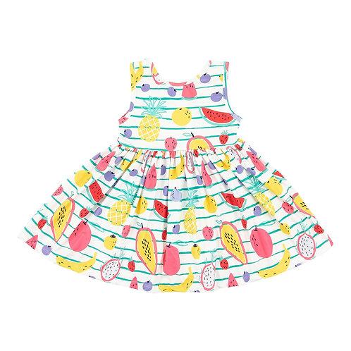 Tutti Frutti Tank Twirl Dress
