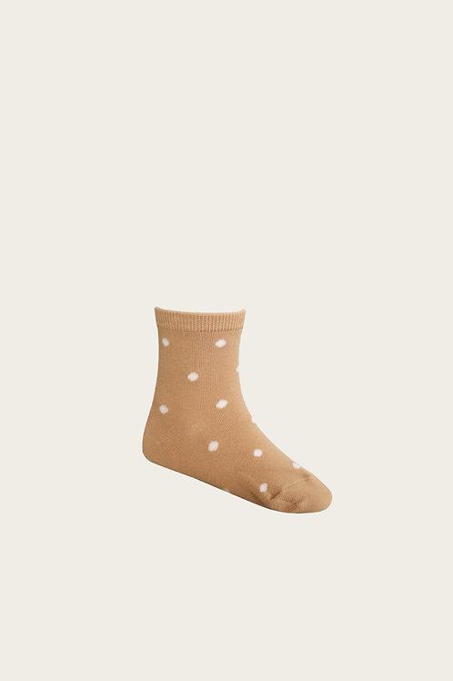 Dotty Sock Sandy
