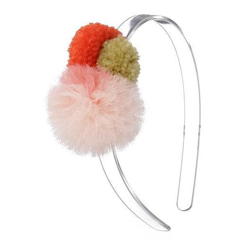 Headband Polayna Pompom