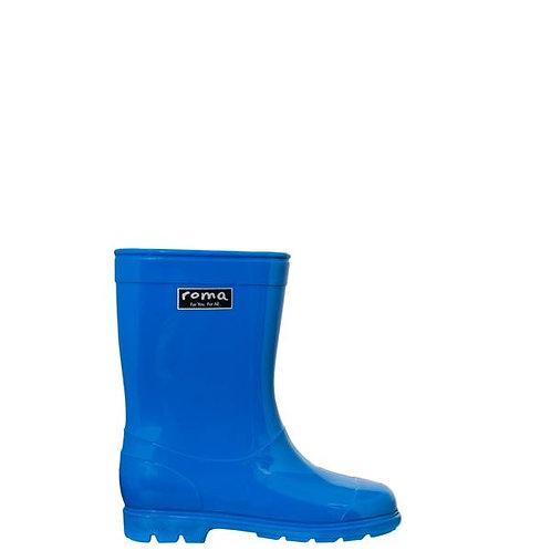 Rainboots Azules