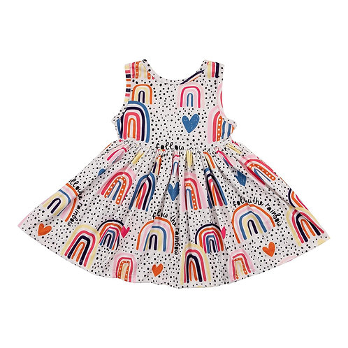 Follow the Rainbow Tank Dress