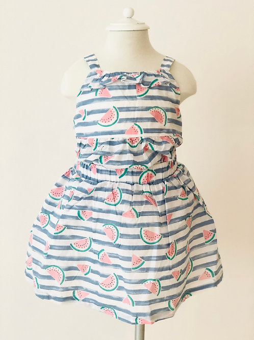Watermelon Top and Skirt