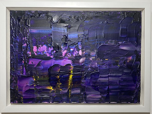 Purple Abstract 4