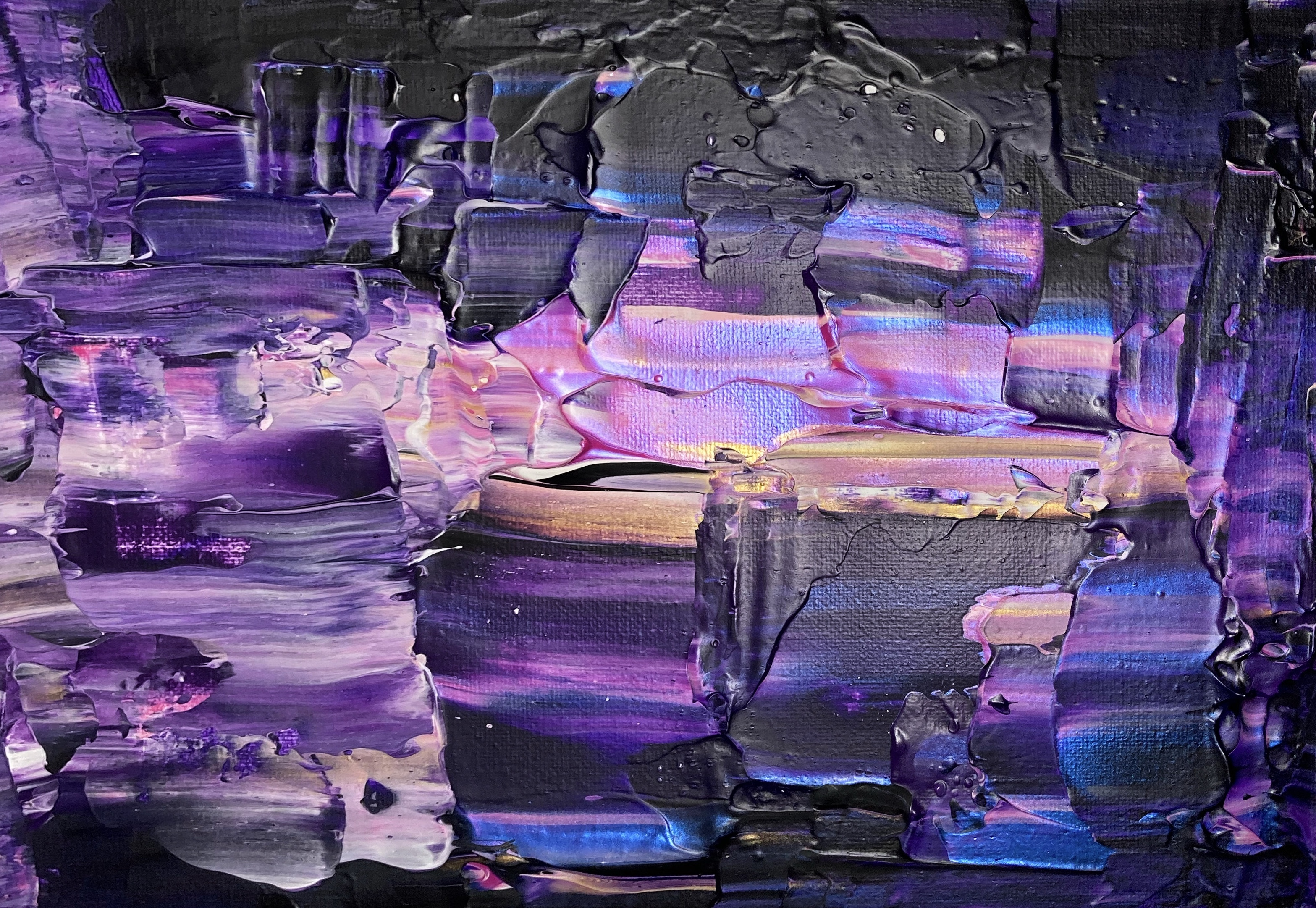 Purple Abstract (part 2)