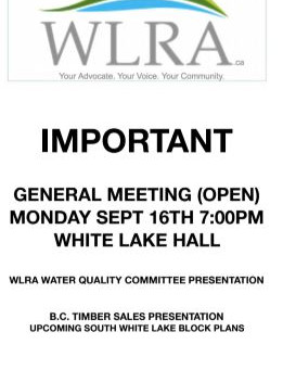 Important General Meeting