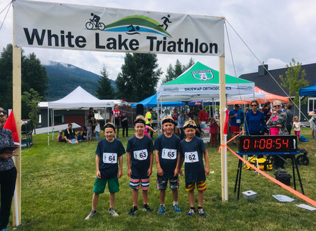 White Lake Triathlon Results