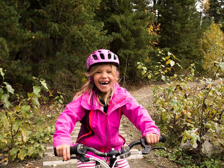 Pump Tracks, Rollers and Berms Keep Kids Active