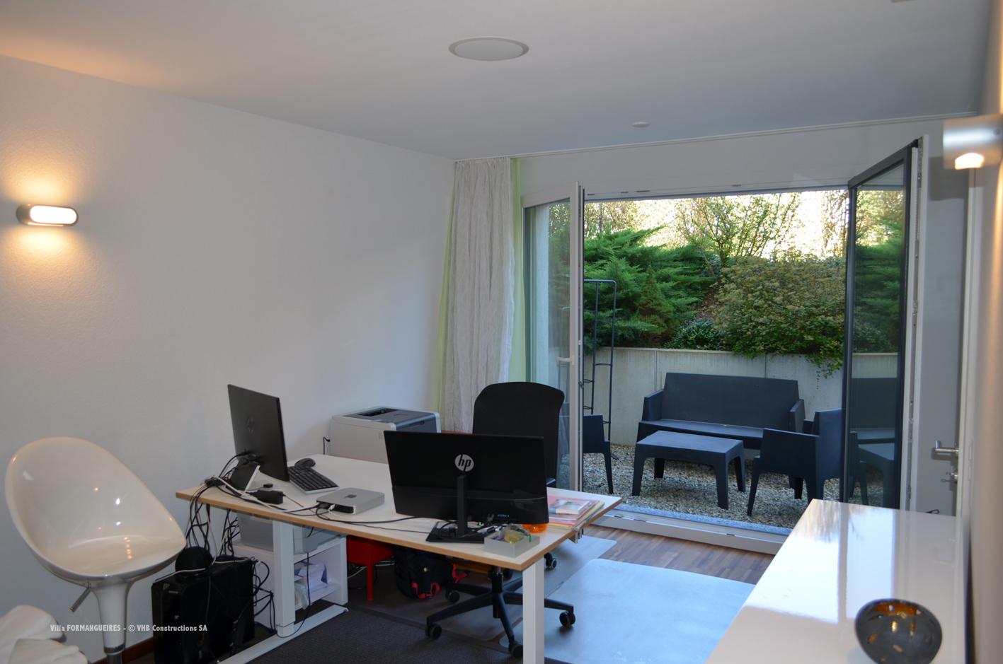 le cabinet/studio