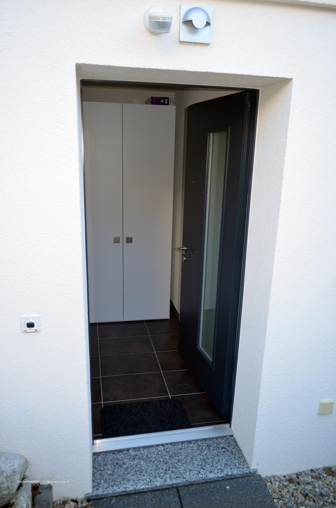 entrée cabinet/sudio