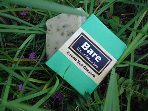 Bare Green Tea Cerasee Soap