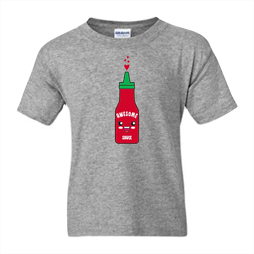 Awesome Sauce Adult T-Shirts