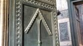 Hagia Sophia - The arrow used to be a Cross
