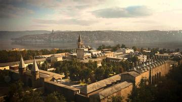 Topkapı Palace - Home of the Sultan