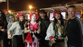 Halloween in Turkey - Adults celebrate, not the kids
