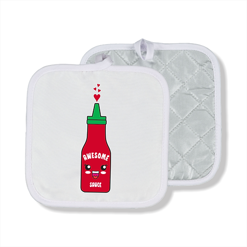 Awesome Sauce Pot Holder