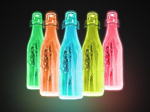 NOCTILUCA: Pintura fotoluminiscente