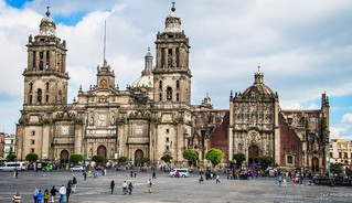 Historia de la arquitectura: América Siglos XVI-XVII