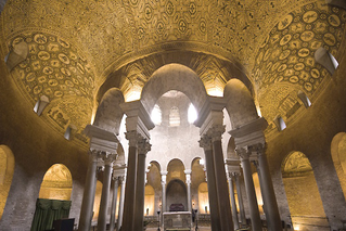 Historia de la arquitectura: Paleocristiana
