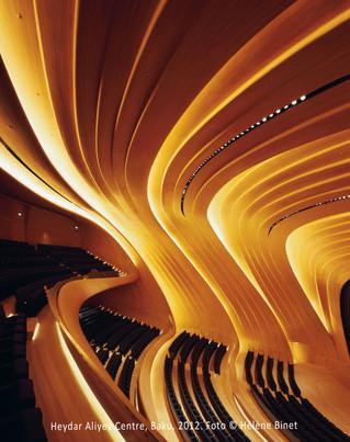 Zaha Hadid Architects en el Museo Universitario de Arte Contemporáneo (MUAC)