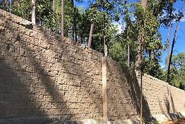 Muro block rustico adobe