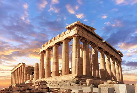 Grecia arquitectura