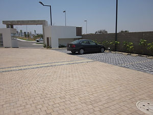 Adocreto estacionamiento 2021