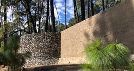 Obra Stupa Valle Dorado Block hueco rustico