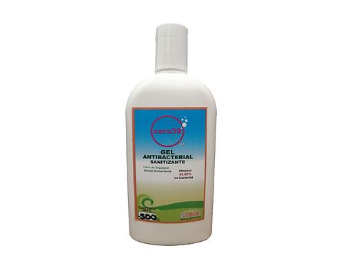 500 ml. Gel antibacterial Cero39