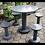 Thumbnail: Mesa de concreto con agregados de mármol