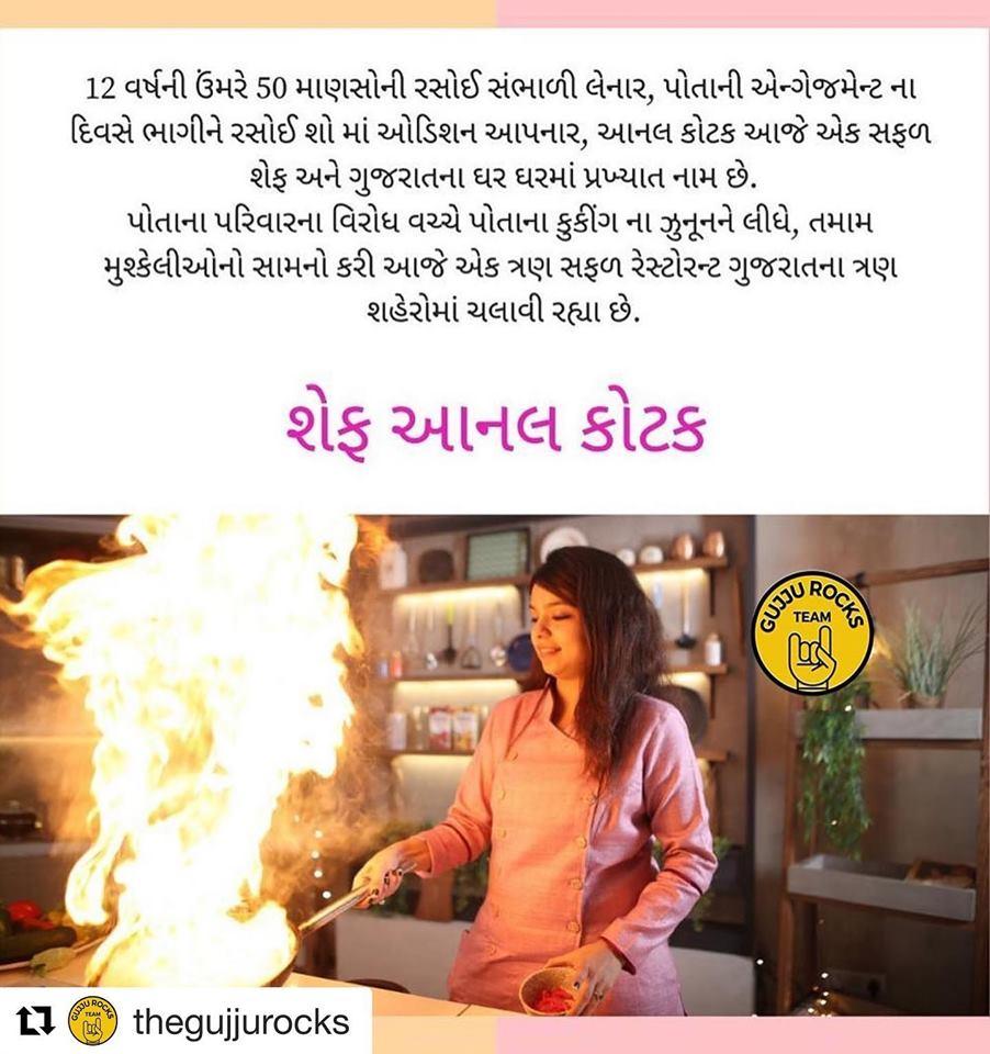 Gujarati Chef