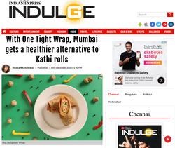 INDIAN EXPRESS INDULGE