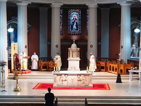 A Life in Churches