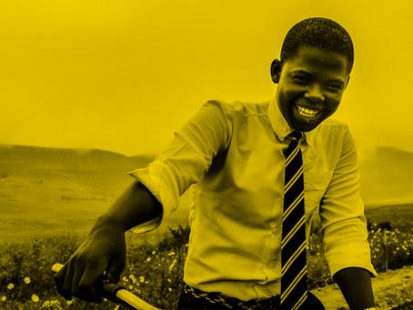 Qhubeka: Cycling Africa Forward