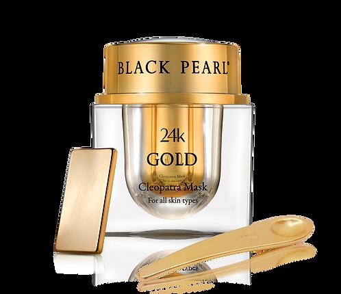 24K Gold Cleopatra Mask